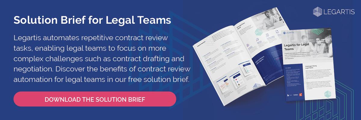 solution brief legal teams